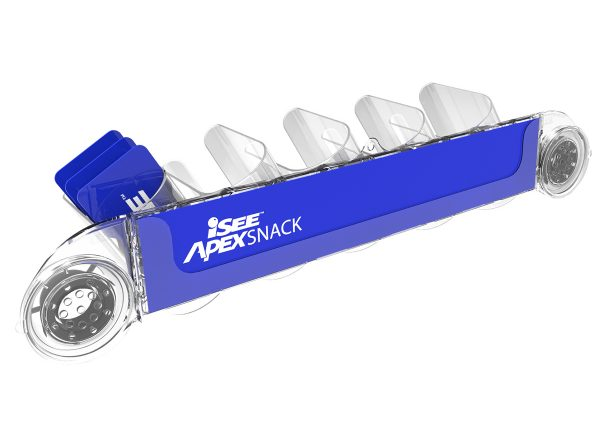 Apex Snack suction cup rack