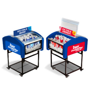 iSee Innovation | Beverage Cooler Display | Convenience Store Display
