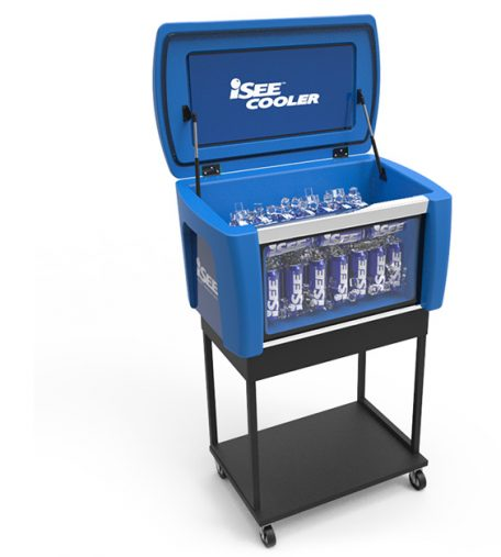 iSee Innovation | Beverage Cooler Display | Convenience Store Display